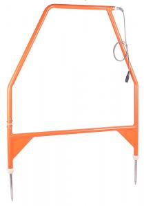 Adapter A-frame