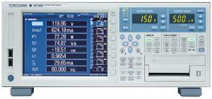 Galios analizatorius 1…6 kanalų, DC 0.1 Hz...1 MHz, 16bit, 2MS/sec, tikslumo klasė 0,1%
