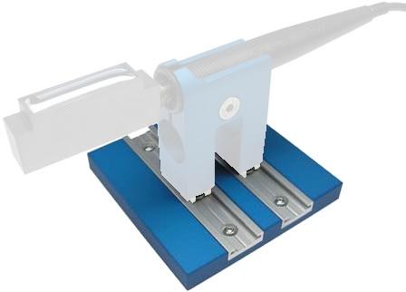 Universalaus lituoklių i-Tool ir i-Tool NANO su selektyvinio litavimo antgaliu i-Solder-Pot stovelio padas