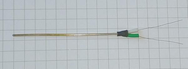 Thermocouple for heating element of X-TOOL VARIO desoldering tool