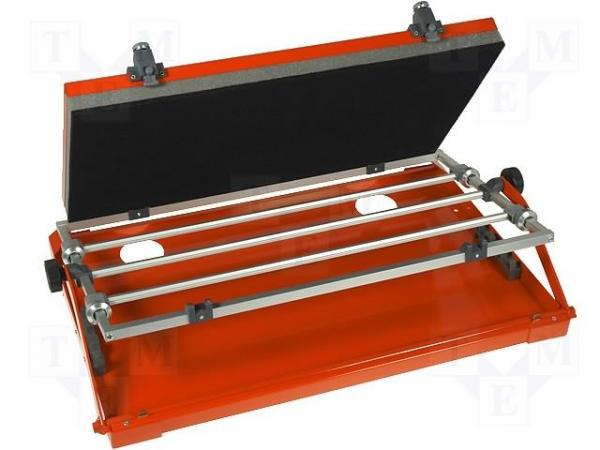 Spausdinto montažo plokštės iki 520 x 280mm laikiklis