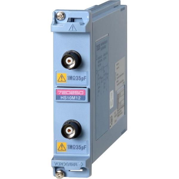 3 MHz, 2-jų izoliuotų kanalų, 10 MS/s, 12 bitų osciloskopas-modulis
