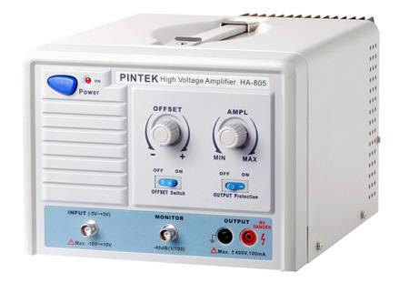 800Vp-p, 200mAp-p, 300kHz stiprintuvas