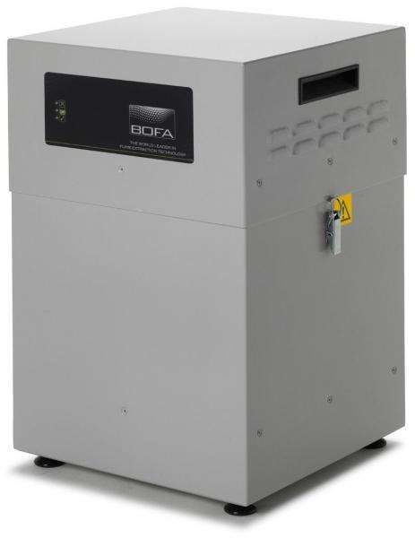 180m³/h mechaninio apdirbimo lazeriu dūmų ištraukimo filtras AD250 SS