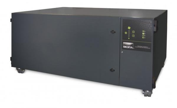 """380m³/h mechaninio apdirbimo lazeriu dūmų ištraukimo ir filtravimo """"komoda"""" AD Base 2 Oracle"""