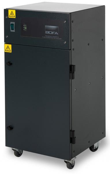 170m³/h mechaninio apdirbimo lazeriu dūmų ištraukimo filtras AD Nano PC