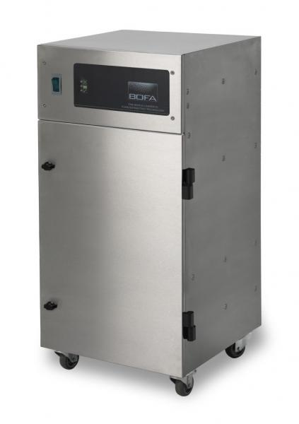 170m³/h mechaninio apdirbimo lazeriu dūmų ištraukimo filtras AD Nano SS