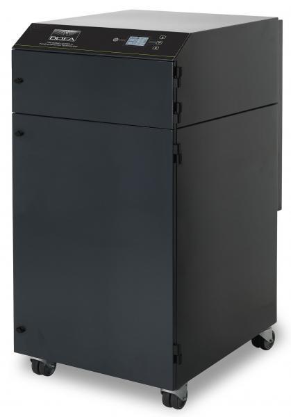 550m³/h mechaninio apdirbimo lazeriu dūmų ištraukimo filtras AD500 iQ PC