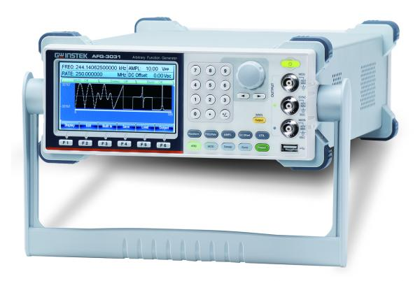 30MHz Single channel Arbitrary Function Generator  with GPIB interface