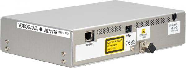 AQ7277/AQ7277B Valdomas per nuotolį (Remote) optinis reflektometras (OTDR), bangų ilgiai: 1650 / 1550 nm