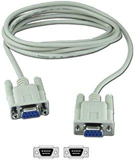 RS232 RS232 kabelis, mamytė-mamytė, 150cm