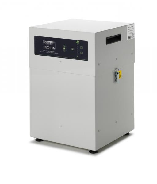 350m³/h centralizuota litavimo dūmų ištraukimo ir filtravimo sistema V600