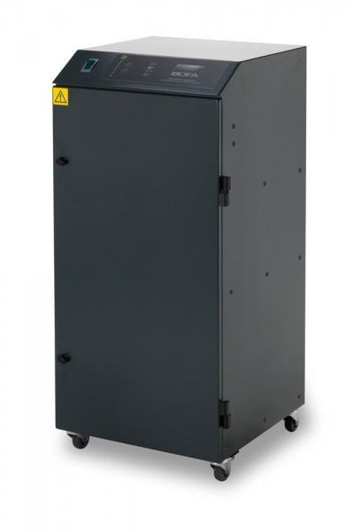 380m³/h visapusiška, daugiafunkcinė didelės apimties litavimo dūmų ištraukimo ir filtravimo sistema V Oracle PC