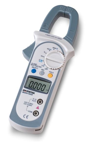 Kintamosios AC ir nuolatinės DC srovės iki 600A matavimo replės