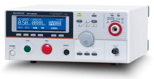100VA atsparumo išorinei AC kintamajai įtampai testeris