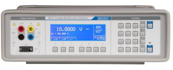 Nešiojamas daugiafunkcinis kalibratorius 1000V/2A