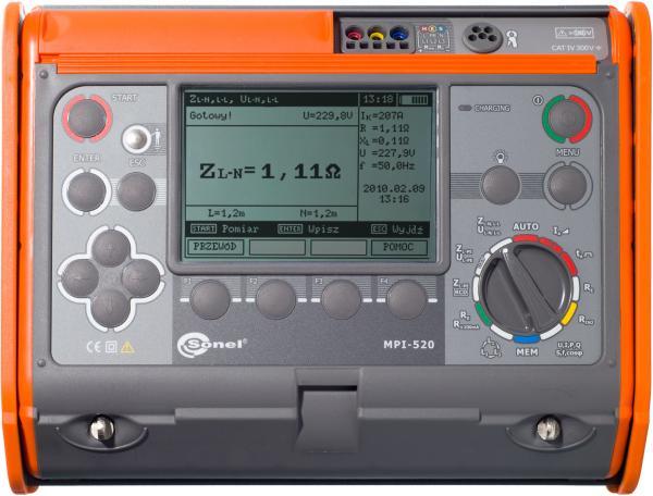 Multi-Function Meter MPI-520 (110,190V),(230/400V),(220/380)V 45-65Hz