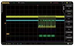 DG1000Z serijos generatorių atminties praplėtimas iki 16 Mtšk