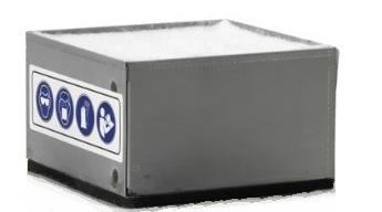 Kombinuotas T1 (E0142A0000) ir TVT2 (E0242A0000) filtravimo sistemų filtras