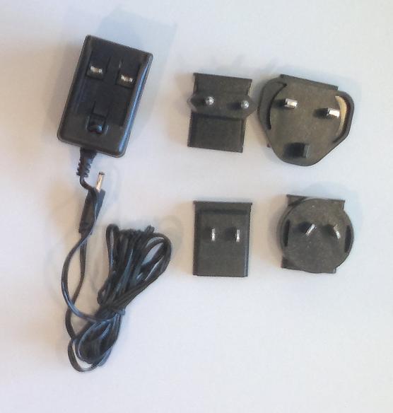 Universalus DC įkroviklis - maitinimo šaltinis PSA, TF ir i-Prober prietaisams