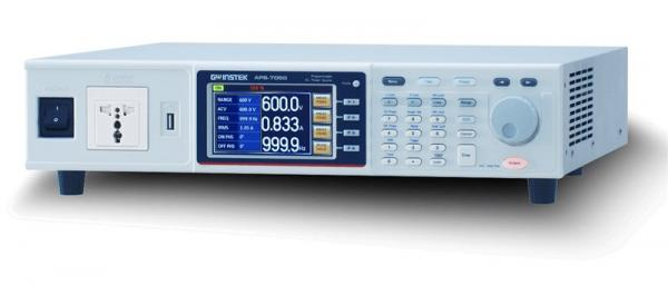 500VA Programmable Linear A.C. Power Source with PC interface