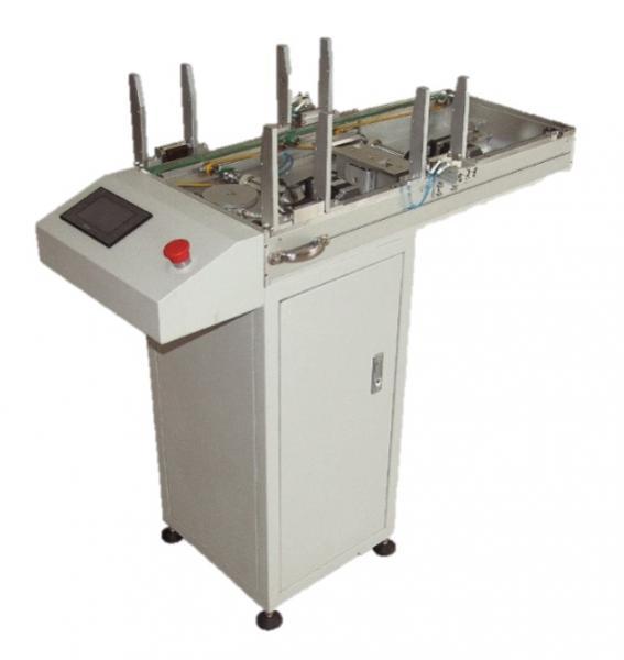 Automatinio padėklų priėimo ir išdavimo įrenginys