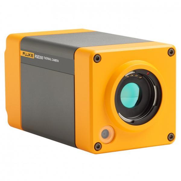 320x240 tšk. stacionarus termovizorius su MultiSharp™ fokusavimo sistema, beviele Fluke Connect® ir GigE Vision sąsajomis, MATLAB® ir LabVIEW® sąsajomis temperatūrai nuo -10°C iki 1200°C, 60Hz