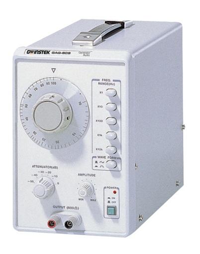 GAG-810 1MHz Audio generatorius, netiesiniais iškraipymais 0,02%