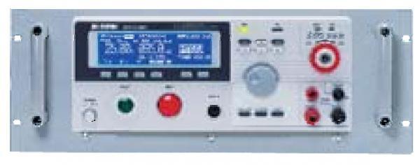 """Elektroninių įrenginių saugos testerių GPT-9904 ir GPT-9903 montavimo į 19"""" spintą rinkinys"""