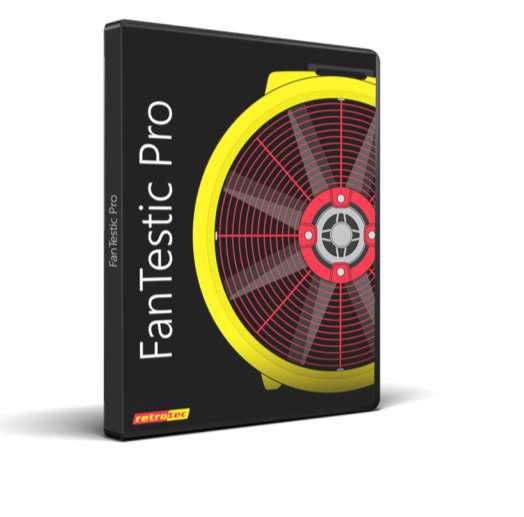 Programinė įranga pučiančioms durims, max. 2 ventiliatoriai, su ataskaitų kūrimo funkcija