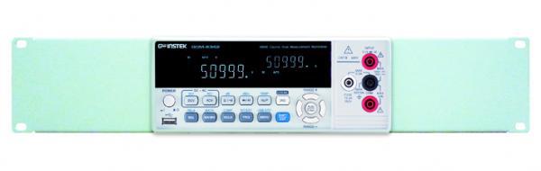 """Skaitmeninių multimetrų GDM-8261A/8255A/8251A/8341/8342 montavimo į 19"""" spintą rinkinys"""