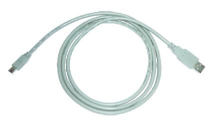 USB A - mini B kabelis, 1400mm prietaisams GSP-830/GDS-122/200/300/LCR-915/916