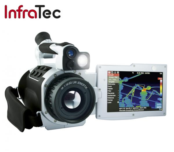 2,048x1,536 pixel thermal camera VarioCAM ® High Definition