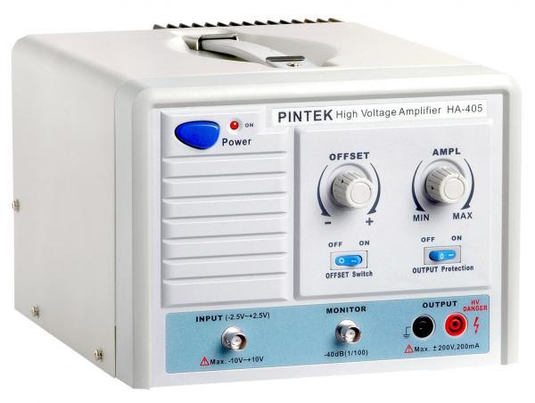 400Vp-p, 400mAp-p, 1MHz stiprintuvas