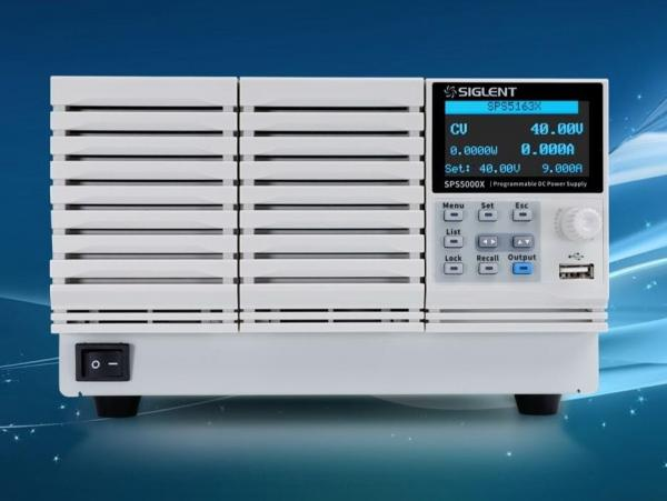 1080W vieno kanalo programuojamas impulsinis DC maitinimo šaltinis:160 V / 22,5 A
