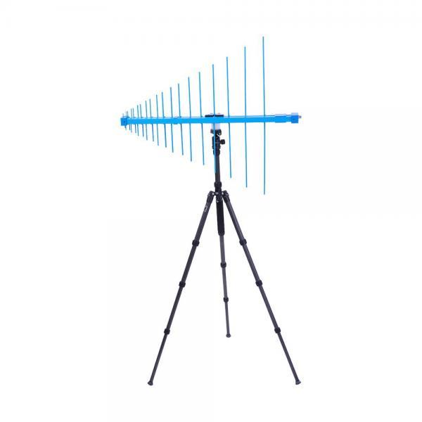 250 MHz - 1.3 GHz logoperiodinė matavimo antena