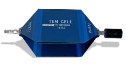 Atviroji TEM celė, centrinio laidininko aukštis 50 mm, su 50Ω-3GHz-25W-N apkrova, 50V-6GHz-N užtvara nuolatinei srovei ir N(m)-N(m) bendraašiu kabeliu