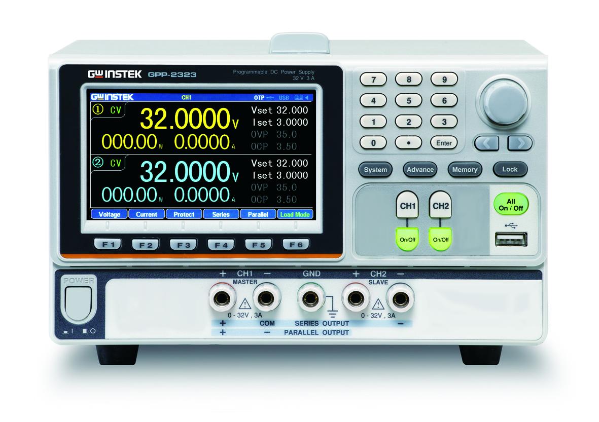 Lokmita | 192W-2-Channel, Programmable Linear D C  Power Supply