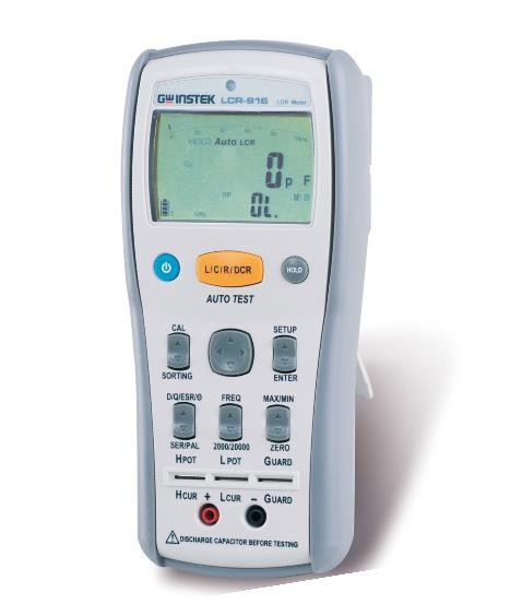 Fluke Lcr Meter Handheld : Lokmita khz handheld lcr meter measure accurately