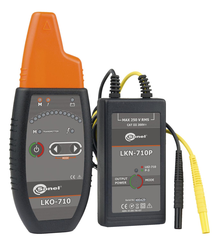 Lokmita | Wire Tracer LKZ-710 | Measure accurately