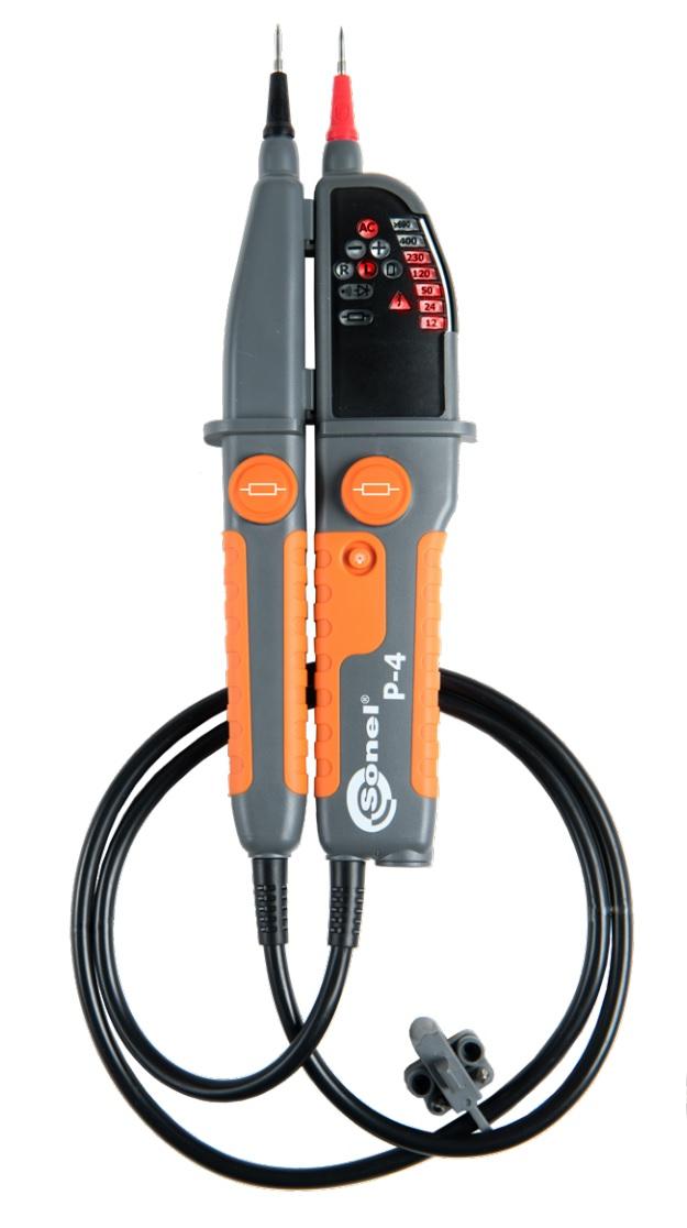 Lokmita | Voltage up to 1000 V and continuity tester P-5
