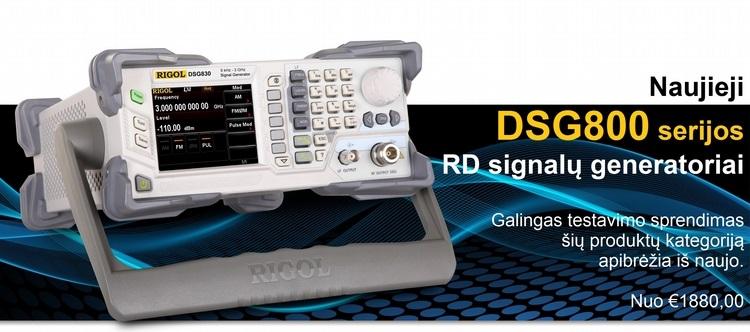Slide Baneris DSG800