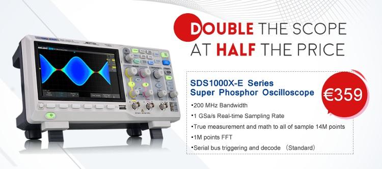 Slide baneris SDS1202X-E 359 eur