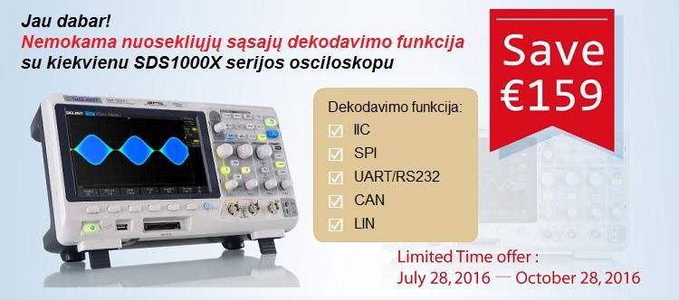 Slide Baneris SDS-1000X-DC